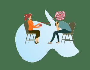 La psicoterapia porta ad una maggiore consapevolezza